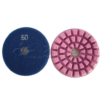 resin pads polishing pads