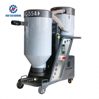 Cyclone design industrial Vacuum Cleaner IVC-55A